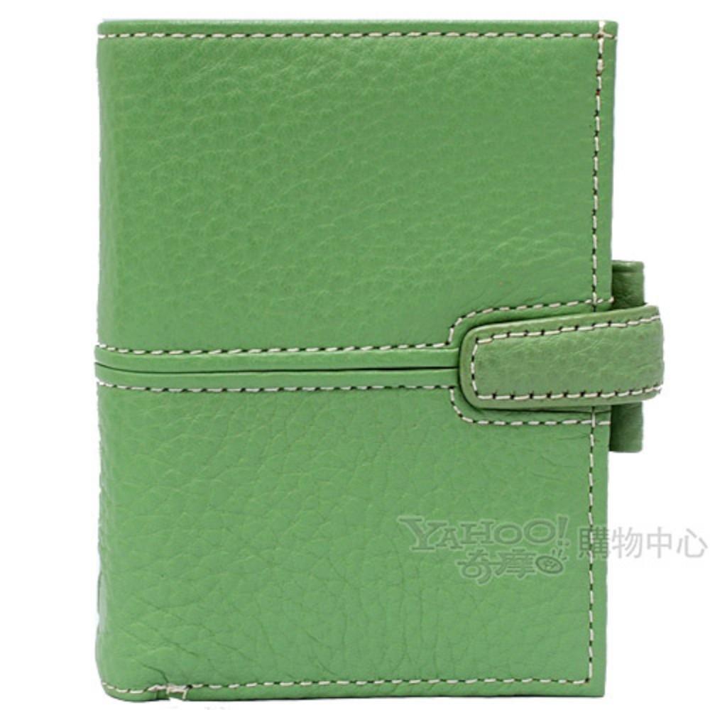 filofax 芬奇莉FINCHLEY MINI筆記本-綠