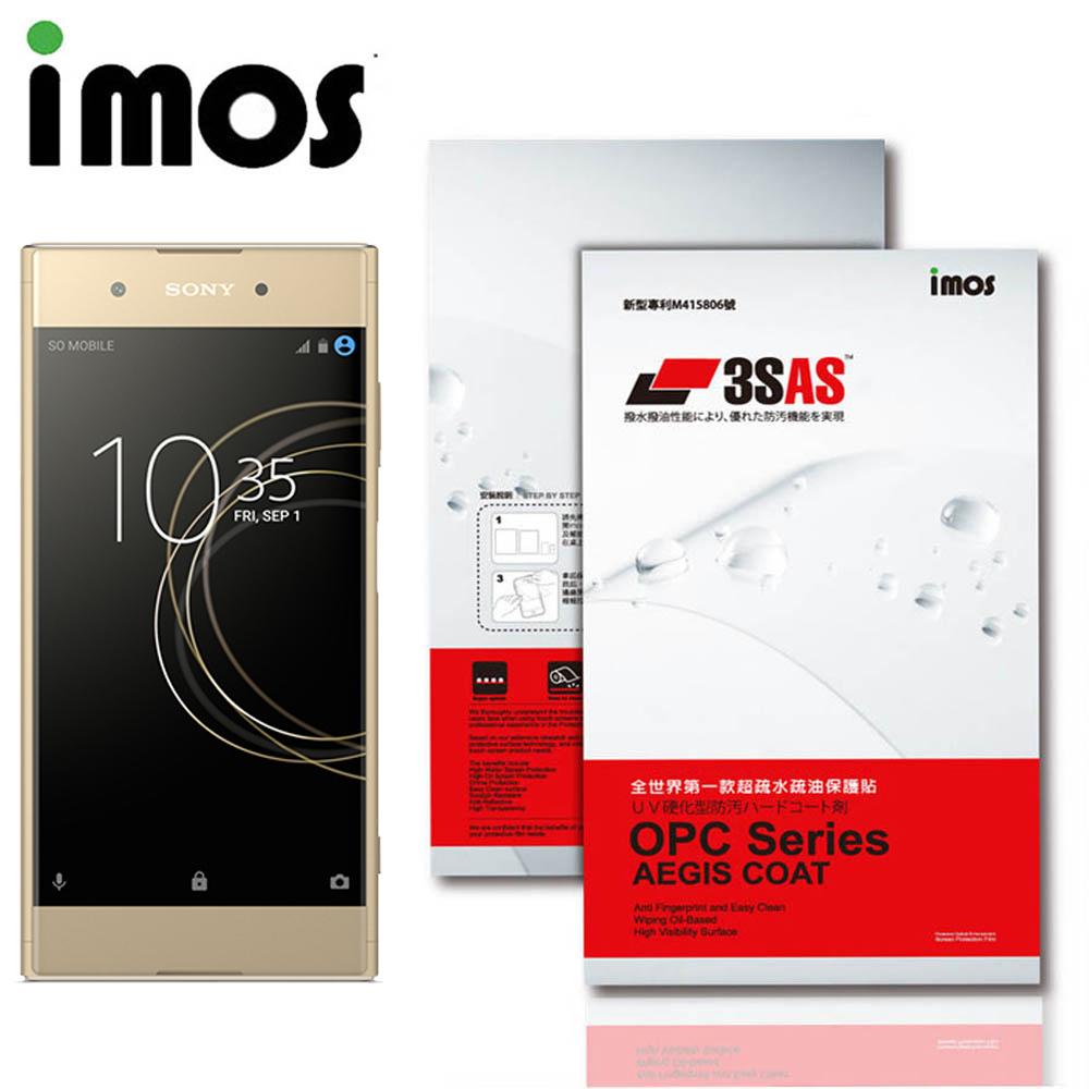 iMos SONY XA1 Plus 3SAS 螢幕保護貼