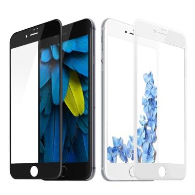 透明殼專家-iPhone7-滿版3D-鋼化防爆玻璃