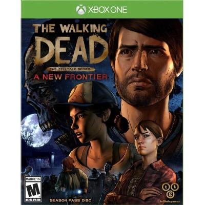 陰屍路:新邊境 (行屍走肉) The Walking Dead-XBOX ONE中英文美版