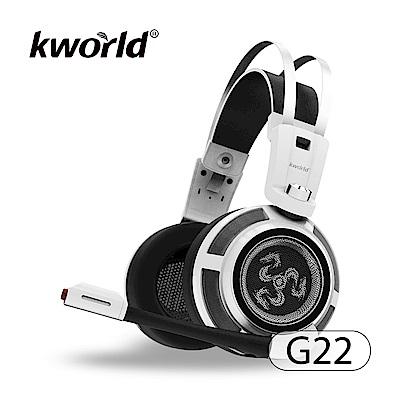 Kworld 廣寰玩家電競耳麥 G22