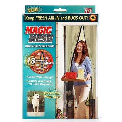 MAGIC MESH 磁性防蚊門簾