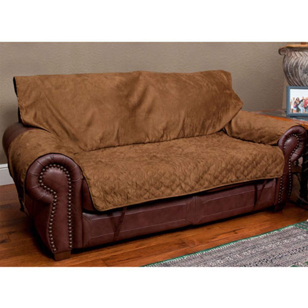 美國SOLVIT 雙人座沙發保護套 (132*71*3cm)
