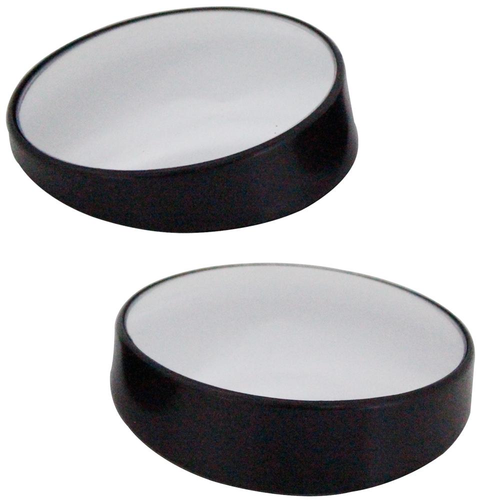 omax 台製廣角輔助凸透大圓鏡LY602P-2入(1組)