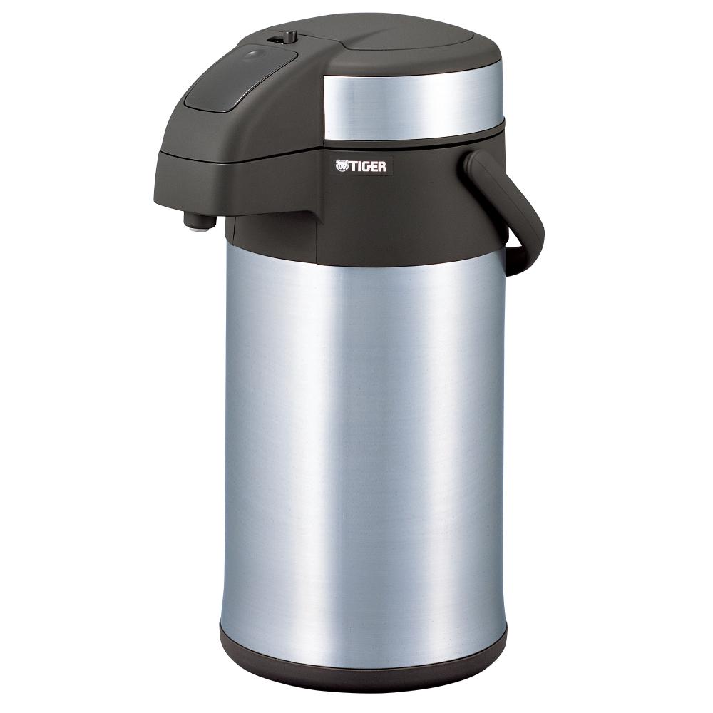 TIGER虎牌4.0L氣壓式不鏽鋼保溫保冷瓶(MAA-A402)