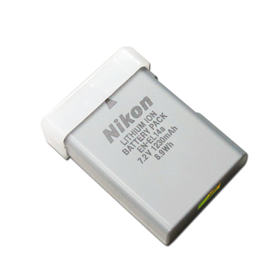 Nikon EN-EL14a / ENEL14a 適用相機電池 (全新密封包裝)