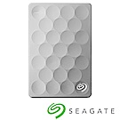 Seagate Backup Plus Ultra Slim 1TB 2.5吋行動碟-白金