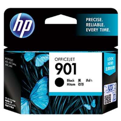 HP CC653WA #901 黑色原廠墨水匣