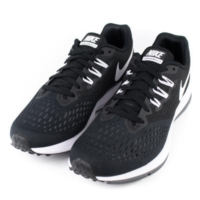 NIKE-ZOOM WINFLO 4女慢跑鞋-黑