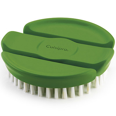 CUISIPRO 多角度蔬果刷(綠)