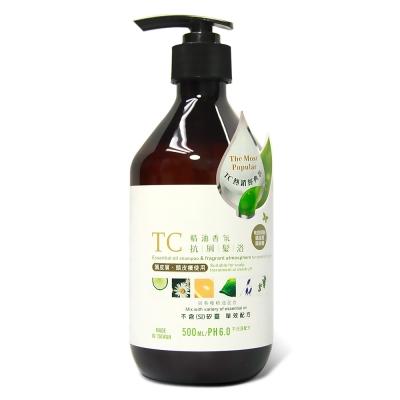 TC系列-精油香氛抗屑髮浴-500ml