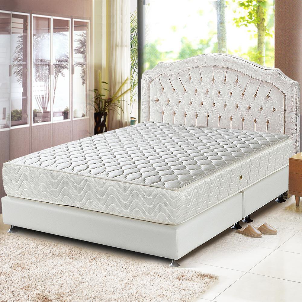 Ally愛麗 3M防潑水蜂巢獨立筒床墊-雙人加大6尺