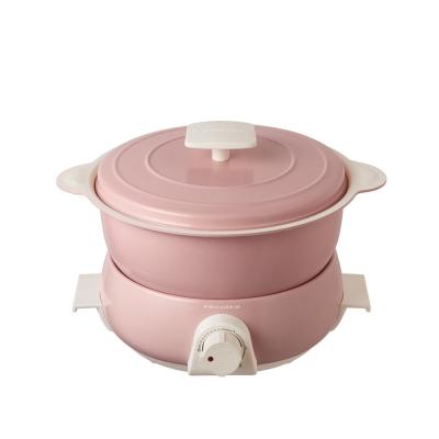 recolte日本麗克特 fete調理鍋 RPD-3 (櫻花粉)