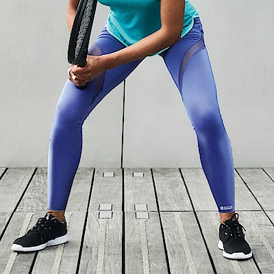 SHOCK ABSORBER ACTIVE LEGGING新女力緊身長褲07M