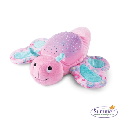 美國 Summer Infant 寶貝舒眠星光投射機 - 蝴蝶