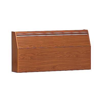 AS 安迪6尺柚木色床頭箱 185.5x30x77cm