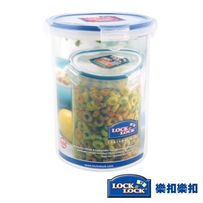 樂扣樂扣CLASSICS系列PP高桶保鮮盒-圓形1.8L(8H)
