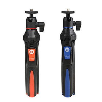 MeFOTO-MK10-藍牙自拍迷你腳架-附藍牙遙控器-同色3支入