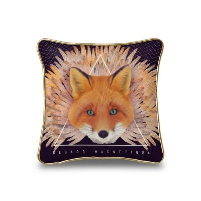 法國麥卡諾茲-Super系列靠墊(狐狸)-含芯