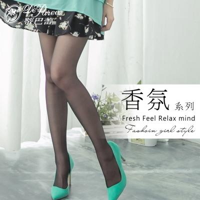 蒂巴蕾 香氛系列 彈性絲襪-百里香-膚色-3入組