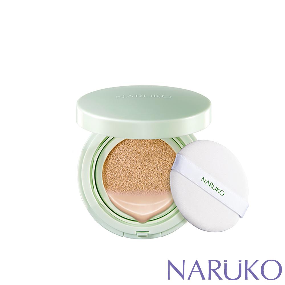 NARUKO牛爾茶樹粉刺快閃氣墊粉餅SPF50★★★ 12g