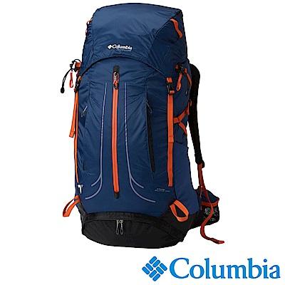 Columbia 哥倫比亞 -鈦 55L背包-深藍色(UUU99590NY)