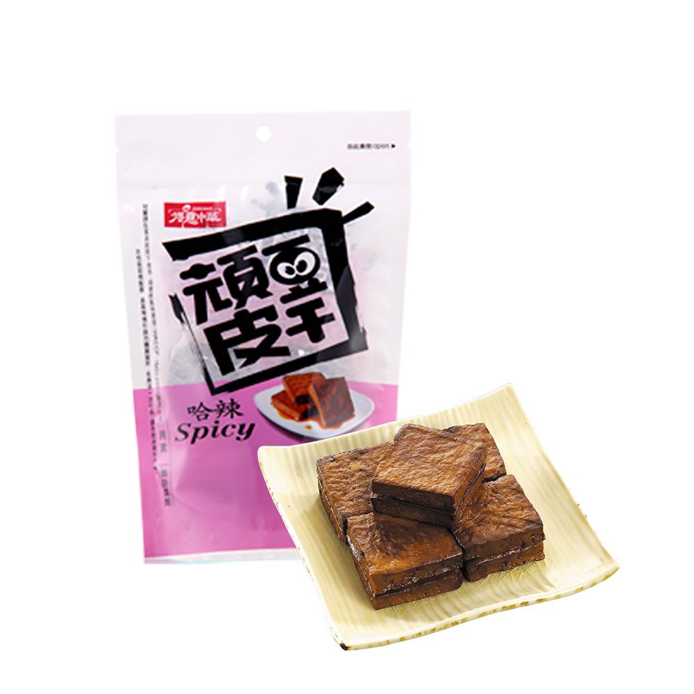 得意中華 頑皮豆干-辣味(240g)