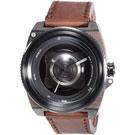 TACS vintage-lens復古相機系列-深咖/50mm