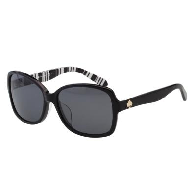 Kate Spade- 簡約造型 太陽眼鏡(黑色)