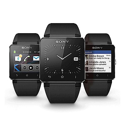 【福利品】SONY SmartWatch 2 SW2 藍牙手錶