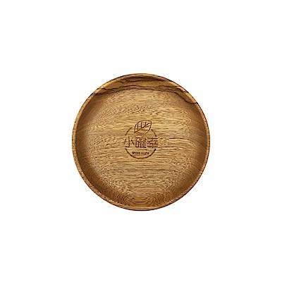 WIDE VIEW 原木質感印花小圓盤(UTM-01)
