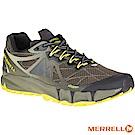 MERRELL AGILITYPEAKFLEX 野跑男鞋-黑黃(09643)