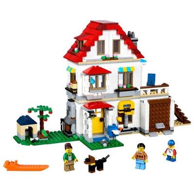 LEGO樂高 3合1創作系列 31069 家庭別墅