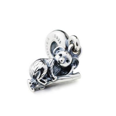 Pandora 潘朵拉 純銀墜-無尾熊
