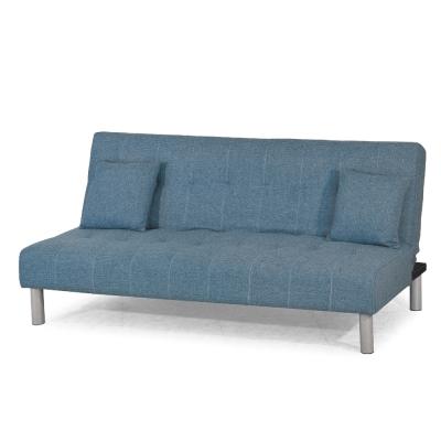 品家居 約瑟夫布面沙發床(兩色可選)-184x78x85cm-免組