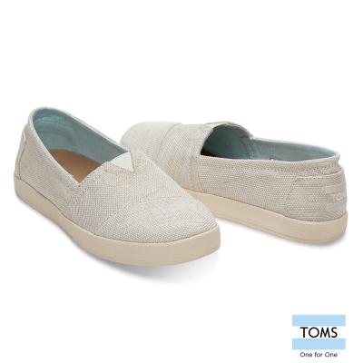 TOMS 天然染色帆布休閒鞋-女款