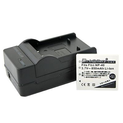電池王 Kodak KLIC-7005 高容量鋰電池+充電器組
