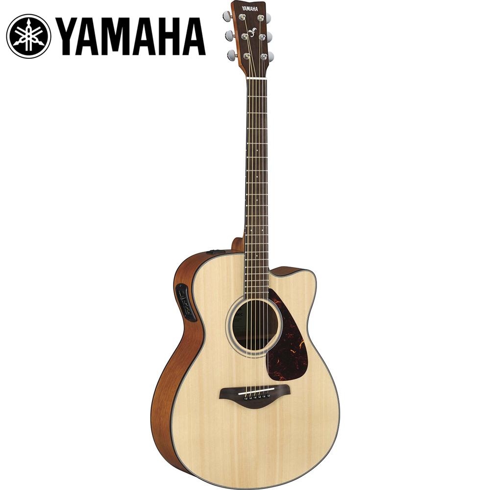 YAMAHA FSX800CNT 電民謠木吉他 原木色