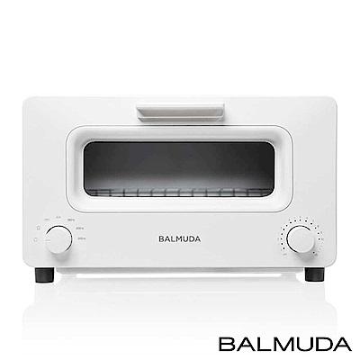 BALMUDA The Toaster蒸氣烤麵包機白K01J-WS