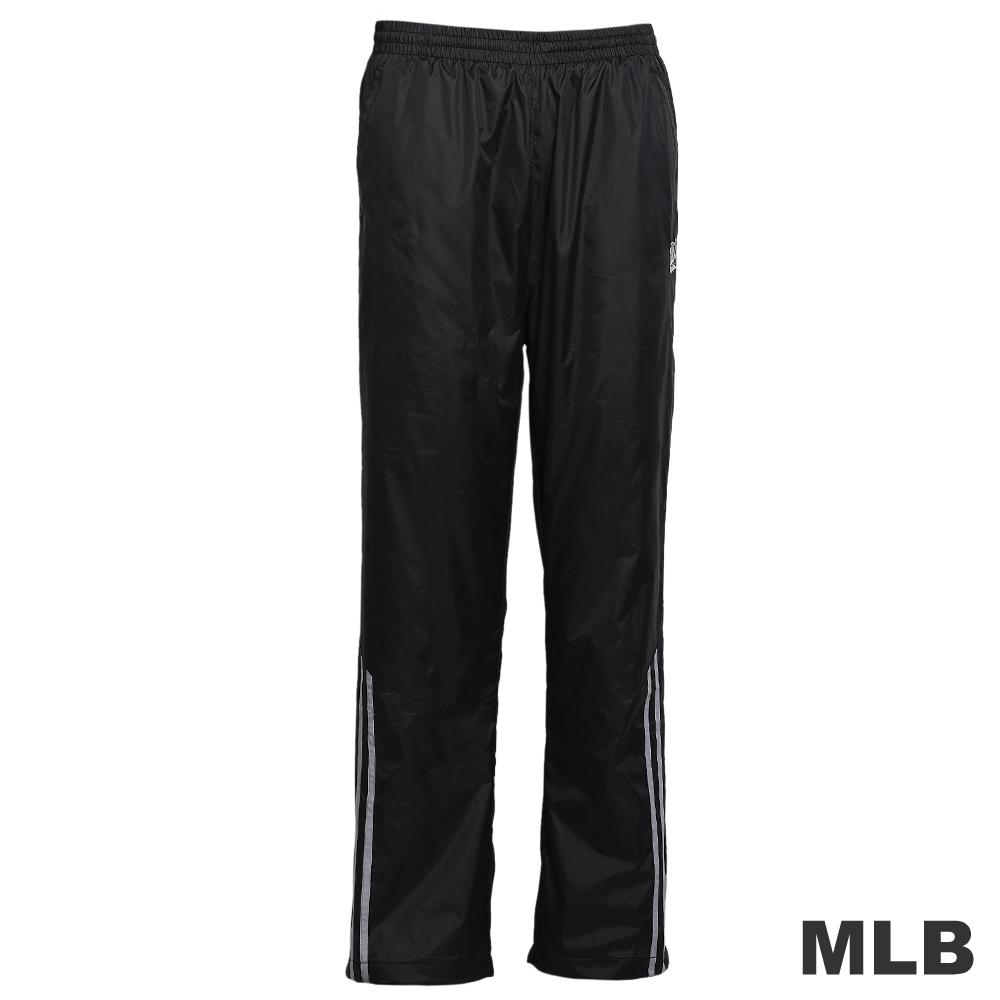 MLB-華盛頓國民隊風衣長褲-黑(男)