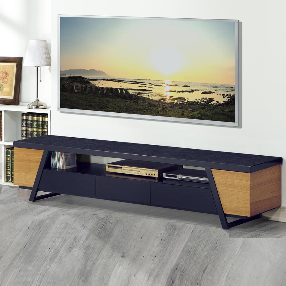 AS-Hazel6.4尺石面電視櫃-192x42x47cm