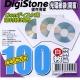 DigiStone CD/DVD A級紙袋(白色) 500PCS product thumbnail 1