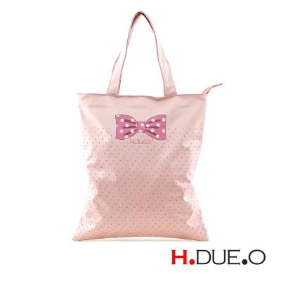 義大利 H.DUE.O 蝴蝶結購物袋 4色可選