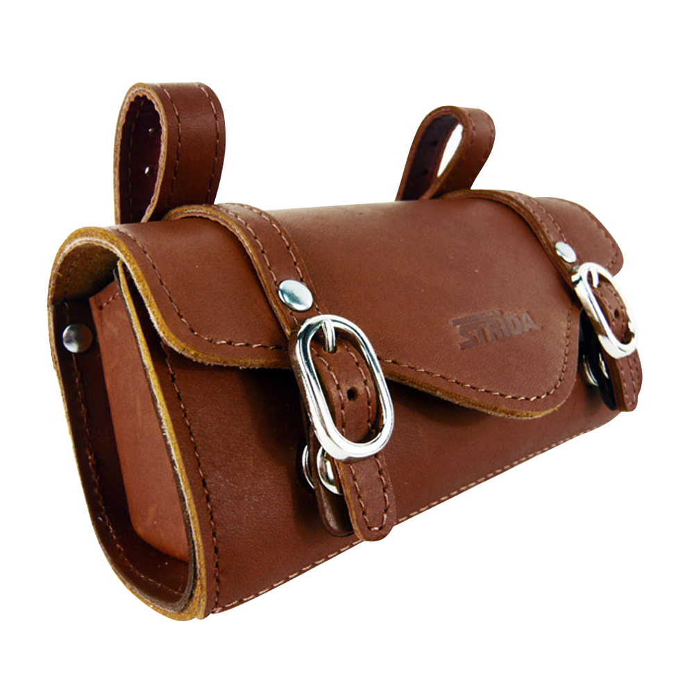 【STRIDA】真皮高質感座墊袋