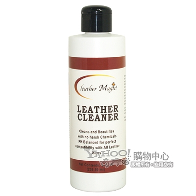 皮革魔法師-防水(真皮)皮革專用清潔液236ml
