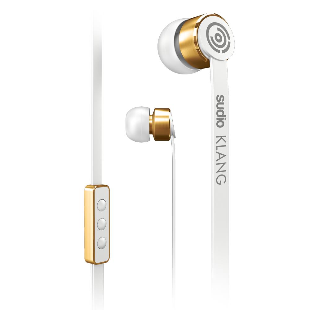瑞典 Sudio Klang 系列耳道式耳機