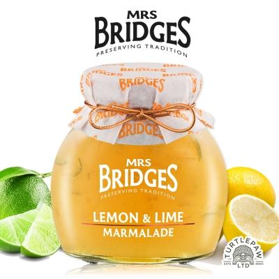 MRS. BRIDGES 英橋夫人檸檬萊姆果醬 (大)340g