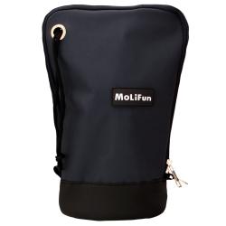 MoLiFun魔力坊 保溫悶燒罐/悶燒杯手提收納袋-海軍藍