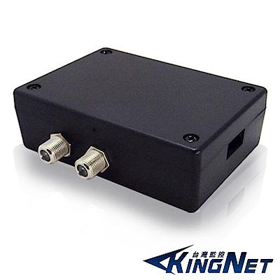 KINGNET-一進一出影像訊號放大器 支援高清類比 監視器專用