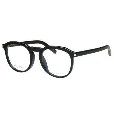 Saint Laurent Paris -時尚光學眼鏡 (黑色)